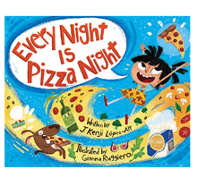 Load image into Gallery viewer, Every Night is Pizza Night