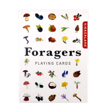 Load image into Gallery viewer, Foragers Playing Cards Game