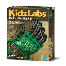 Load image into Gallery viewer, 4M KidzLabs Robotic Hand
