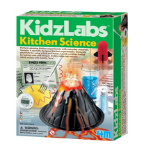 Load image into Gallery viewer, 4M KidzLabs Kitchen Science Kit