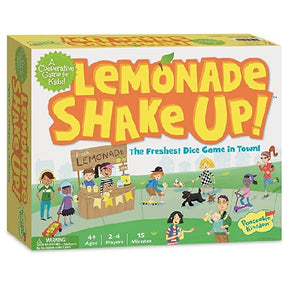 Lemonade Shake Up! Game