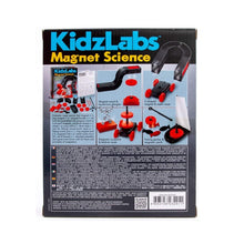 Load image into Gallery viewer, 4M KidzLabs Magnet Science