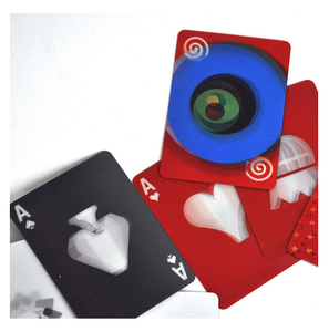 Motion Playing Cards Game