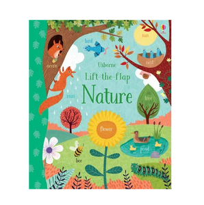Usborne Lift the Flap Nature