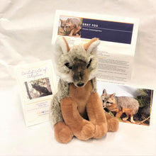 Load image into Gallery viewer, Adopt a Gray Fox
