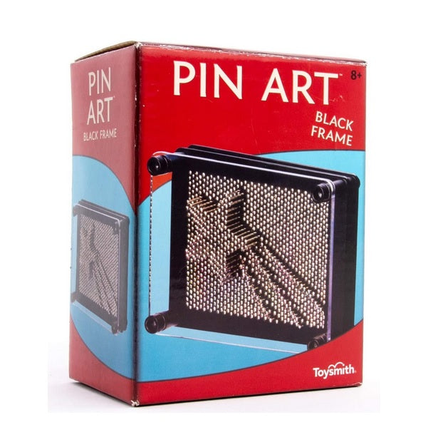 Pin Art Black Frame