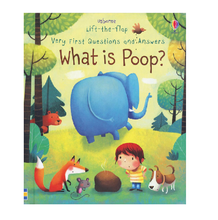 Load image into Gallery viewer, Lift-the-flap What is Poop?