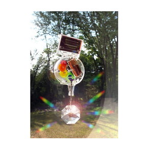Kikkerland Solar Powered Rainbow Maker
