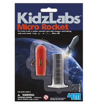 Load image into Gallery viewer, Kidzlabs Micro Rocket