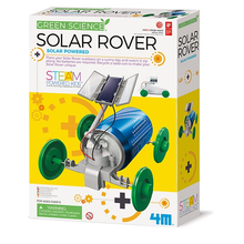 Load image into Gallery viewer, 4m Green Science Solar Rover