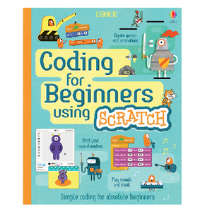 Usborne Coding for Beginners using Scratch