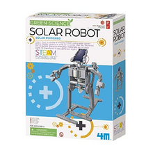 Load image into Gallery viewer, 4M Green Science Solar Robot