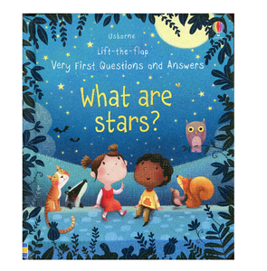Lift-the-flap What are Stars?