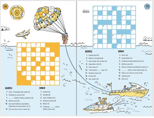 Usborne Vacation Crosswords