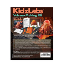 Load image into Gallery viewer, 4M Kidzlabs Volcano Making Kit