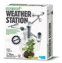 Load image into Gallery viewer, 4M Green Science Weather Station
