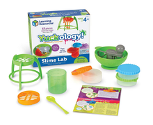 Load image into Gallery viewer, Learning Resources Yuckology Slime Science Set