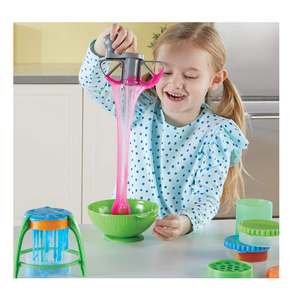 Learning Resources Yuckology Slime Science Set
