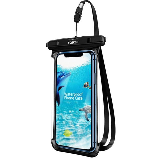 Full View Waterproof Case IP68 For Phones & Accessories