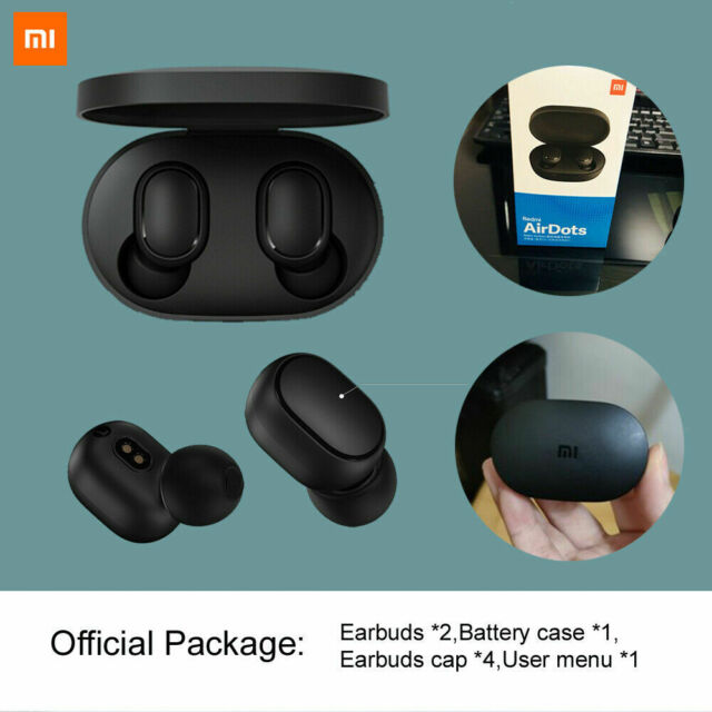 Xiaomi Redmi Airdots TWS With Bluetooth 5.0