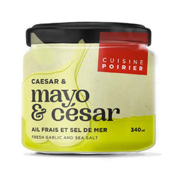 Mayonnaise & césar - 340 ml