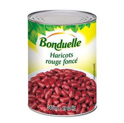 Haricots Rouges en conserve - 540 ml