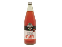 Limonade artisanale à l'orange sanguine - 750 ml