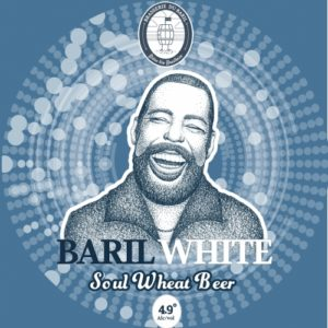 Baril White 75 cl