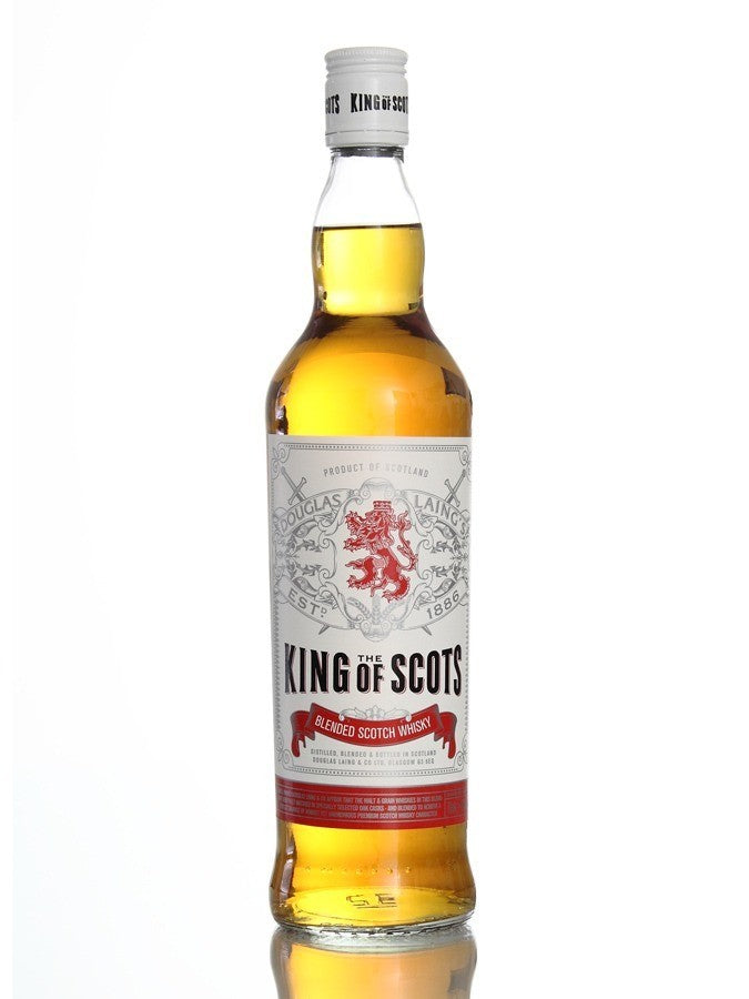 The King of Scots Blend