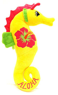 Lilikoi the Seahorse Plush Toy