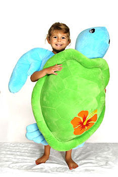 Oversized Pono the Sea Turtle Plush Toy