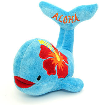 Wally the Whale Plush Toy