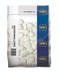 MARSHMALLOW Vanilla Trump 500gm