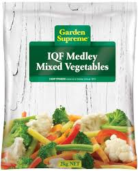 VEGETABLE Medley 2kg
