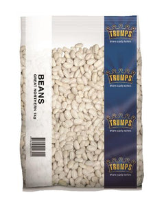 BEANS Cannellini Great Northern TRUMPS 1kg
