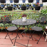 Bistro Table & Chairs Set