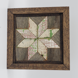 Legacy Wood Art Wooden Quilt