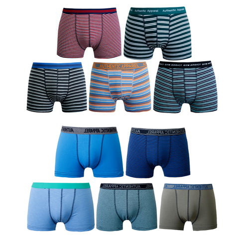 5 PC's Men's Boxer