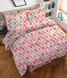 TWIN BED SHEET WITH COMFORTER SET