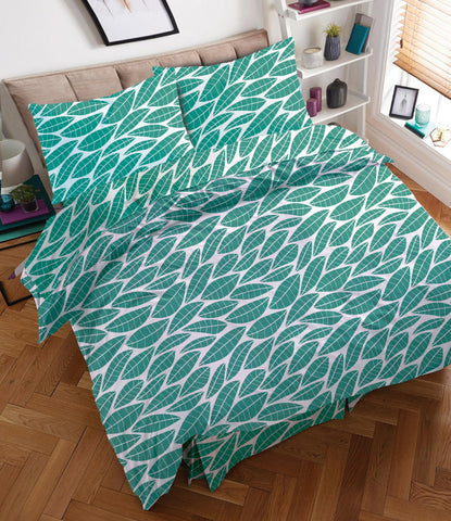 KING SIZE BED SHEET WITH COMFORTER SET