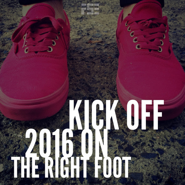 Kick Off 2016 On The Right Foot