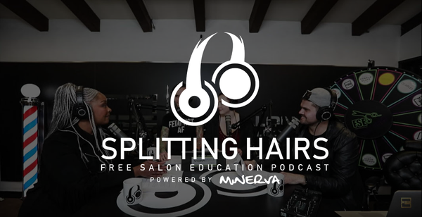 Splitting Hair Podcast LIVE - Augmented Reality Hair and Hair Horror Stories | BLOW DRYER GIVEAWAY