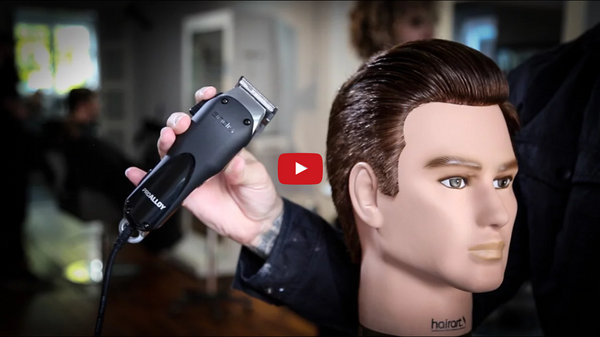 Check out this NEW Andis Clipper!!! | Clipper Over Comb Mens Haircut Tutorial | MATT BECK VLOG 82