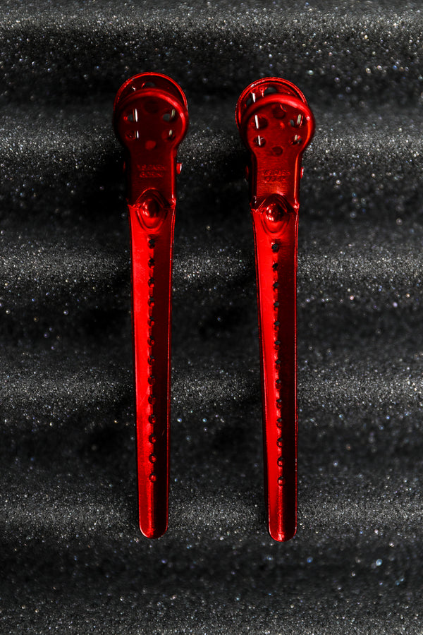 YS PARK CLIP (Red 2 Pack)