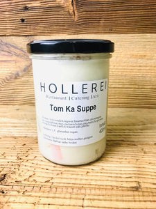 Tom Ka Suppe by Veggiemarkt 400ml = 2 Portionen