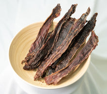 Load image into Gallery viewer, ROO STRIPS (THIN JERKY) - DOG TREATS