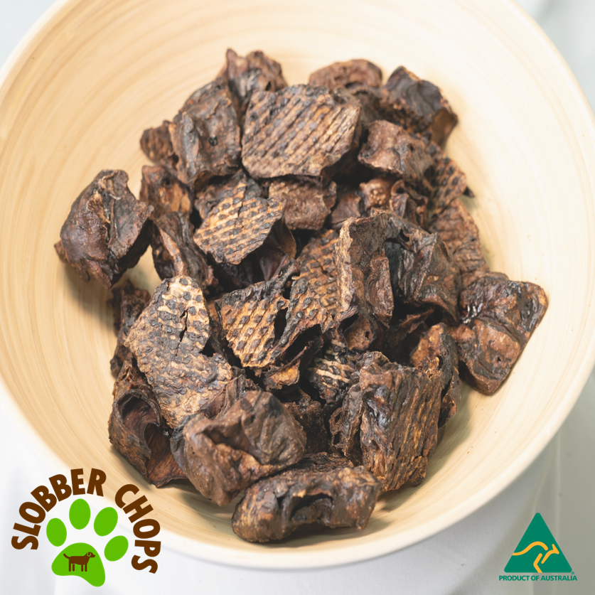 WILD ROO PUFF CUBES - DOG TREATS