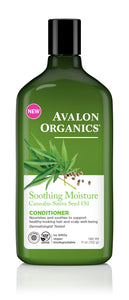 Soothing Moisture Cannabis Sativa Seed Oil