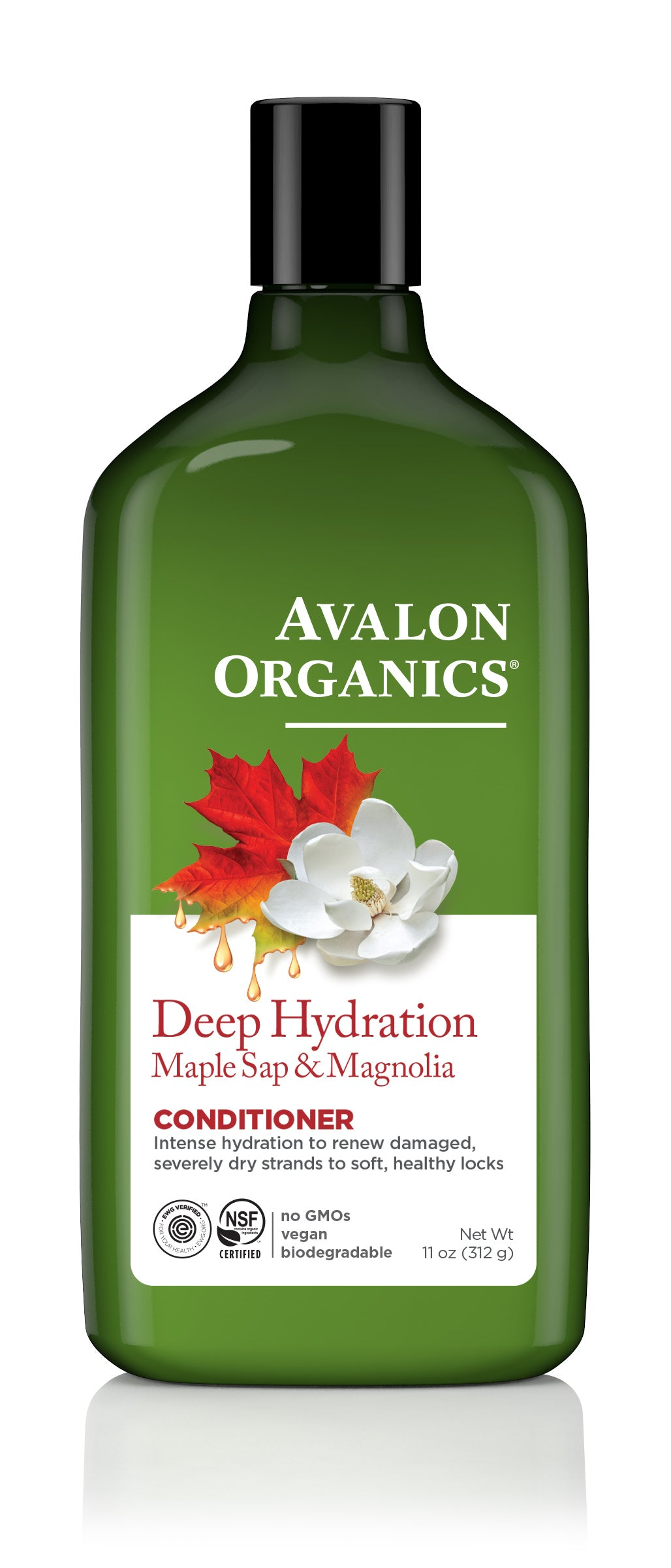 Deep Hydration Maple Sap & Magnolia