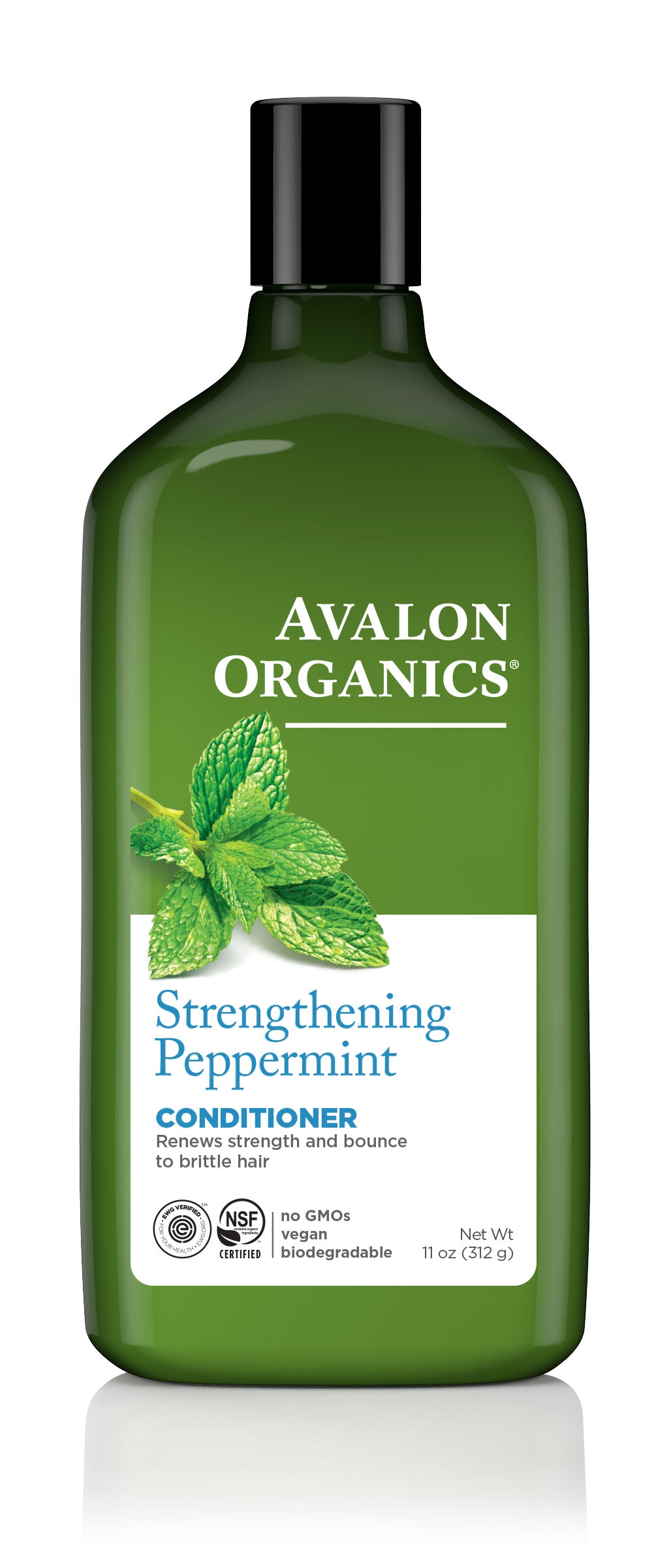 Strengthening Peppermint